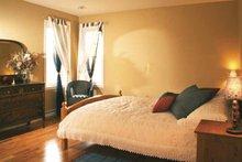 House Plan Design - Country Interior - Master Bedroom Plan #23-2346