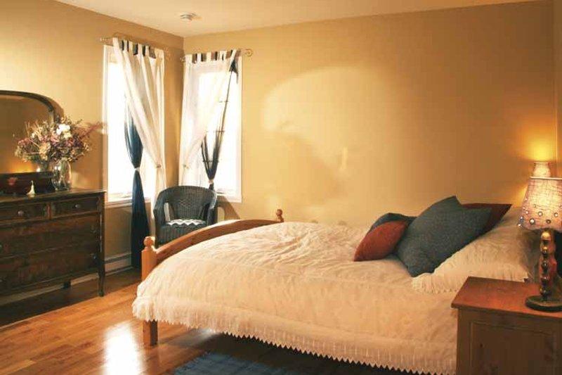 Country Interior - Master Bedroom Plan #23-2346 - Houseplans.com
