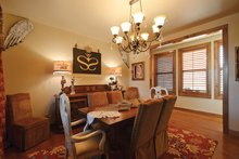 Dream House Plan - Country Interior - Dining Room Plan #140-171