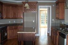 Traditional Interior - Kitchen Plan #927-10