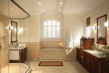 Dream House Plan - Country Interior - Master Bathroom Plan #938-14