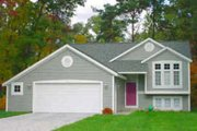 Traditional Style House Plan - 2 Beds 1 Baths 1012 Sq/Ft Plan #49-127