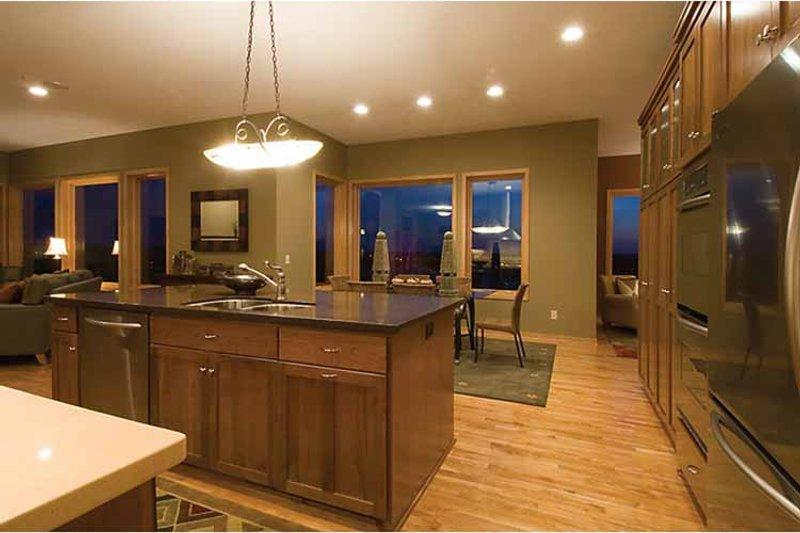 Prairie Interior - Kitchen Plan #51-1126 - Houseplans.com