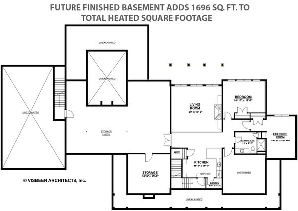 Future Finished Basement