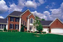 House Design - Traditional Exterior - Front Elevation Plan #51-941
