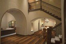 Cottage Interior - Entry Plan #120-244