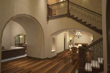 House Plan Design - Cottage Interior - Entry Plan #120-244
