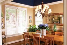 Architectural House Design - Victorian Interior - Dining Room Plan #929-557