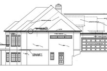 Home Plan - Traditional Exterior - Other Elevation Plan #453-568