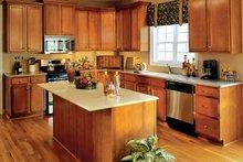 House Plan Design - Mediterranean Interior - Kitchen Plan #927-141