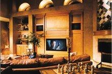 House Design - Mediterranean Interior - Other Plan #930-54
