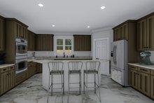 Home Plan - Mediterranean Interior - Kitchen Plan #1060-29