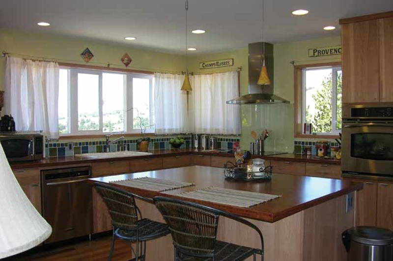 Contemporary Interior - Kitchen Plan #1042-14 - Houseplans.com