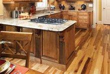 Country Interior - Kitchen Plan #929-636