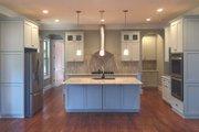 Craftsman Style House Plan - 3 Beds 3.5 Baths 2718 Sq/Ft Plan #437-74 Interior - Kitchen