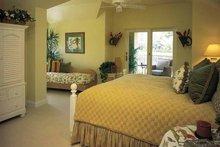 Dream House Plan - Mediterranean Interior - Bedroom Plan #930-194