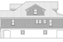 Colonial Exterior - Other Elevation Plan #991-24