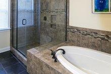 Traditional Interior - Master Bathroom Plan #929-911