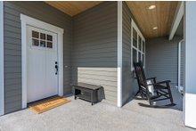 Dream House Plan - Craftsman Exterior - Front Elevation Plan #1070-98