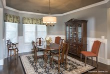 Home Plan - Craftsman Interior - Dining Room Plan #929-920
