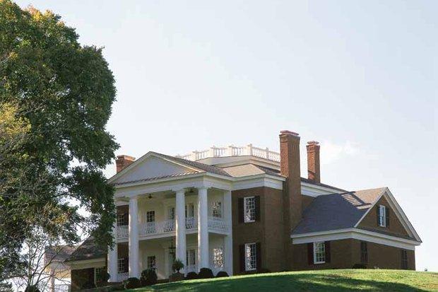 Greek Revival House Plans At Eplans
