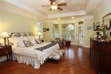 Country Interior - Master Bedroom Plan #927-409