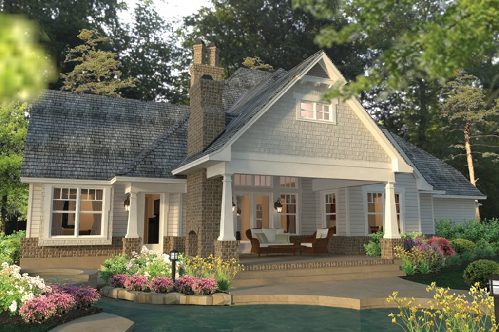 Craftsman style house plan 3 beds 2 5 baths 2575 sq ft for Weinmaster house plans