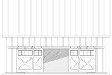 House Plan Design - Farmhouse Exterior - Front Elevation Plan #932-133