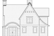 Craftsman Style House Plan - 4 Beds 3 Baths 3155 Sq/Ft Plan #928-245 Exterior - Rear Elevation