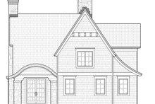 Dream House Plan - Craftsman Exterior - Rear Elevation Plan #928-245