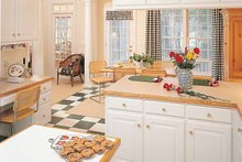 Country Interior - Kitchen Plan #929-148