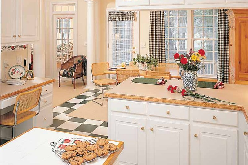 Country Interior - Kitchen Plan #929-148 - Houseplans.com