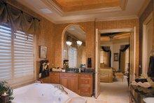 Mediterranean Interior - Master Bathroom Plan #930-491