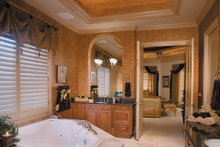 Home Plan - Mediterranean Interior - Master Bathroom Plan #930-491
