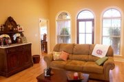 Southern Style House Plan - 3 Beds 2.5 Baths 1855 Sq/Ft Plan #21-102 Interior - Family Room