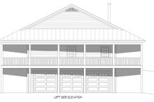 Country Exterior - Other Elevation Plan #932-308