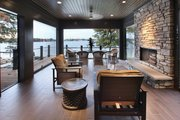 Contemporary Style House Plan - 4 Beds 4.5 Baths 6717 Sq/Ft Plan #928-261 Interior - Other