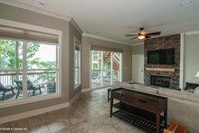 House Plan Design - Craftsman Interior - Other Plan #929-407