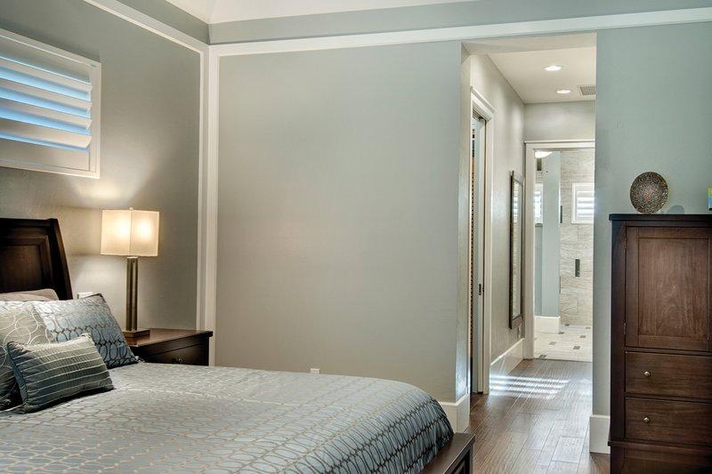 Bungalow Interior - Bedroom Plan #930-19 - Houseplans.com