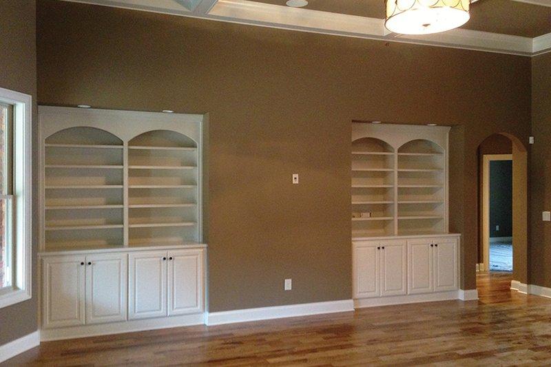 Traditional Interior - Family Room Plan #437-73 - Houseplans.com