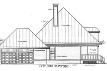 Country Exterior - Other Elevation Plan #45-132