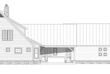 House Design - Country Exterior - Other Elevation Plan #932-66