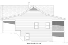Architectural House Design - Country Exterior - Other Elevation Plan #932-310