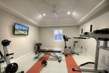 Dream House Plan - Workout Room