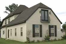 Architectural House Design - Contemporary Exterior - Other Elevation Plan #11-273