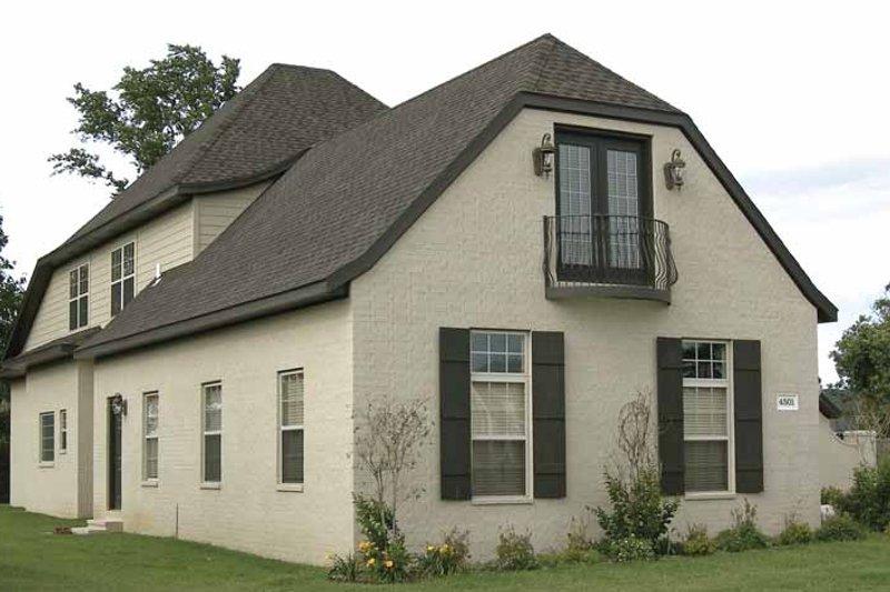 Contemporary Exterior - Other Elevation Plan #11-273 - Houseplans.com