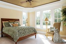 Home Plan - Country Interior - Master Bedroom Plan #929-359