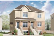 Traditional Style House Plan - 3 Beds 3 Baths 3158 Sq/Ft Plan #23-2560