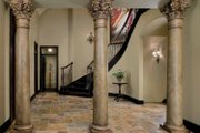 Tudor Style House Plan - 3 Beds 3 Baths 3586 Sq/Ft Plan #928-61 Interior - Entry
