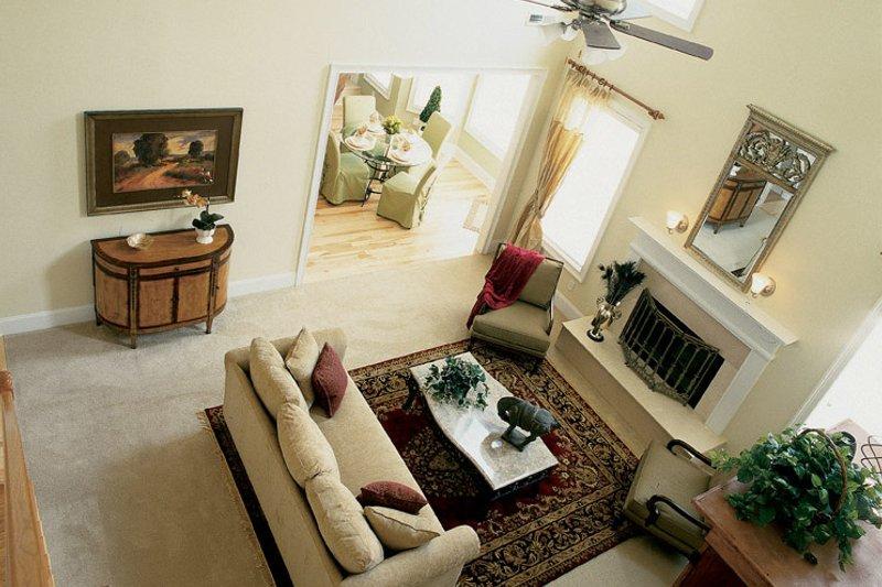 Traditional Interior - Family Room Plan #927-529 - Houseplans.com